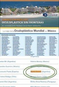 Congreso Panamericano de Orbita y Oculoplastica [12.10.2014]